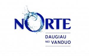 NORTE - daugiau nei vanduo!